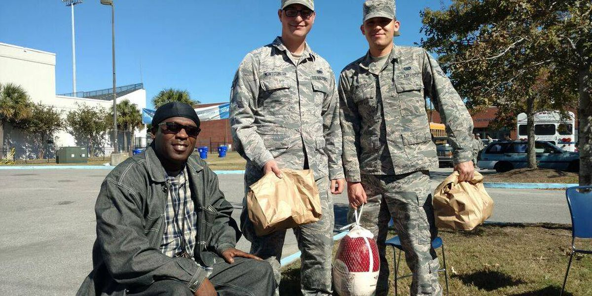 Soldiers' Angels program to provide food for over 200 veterans and families