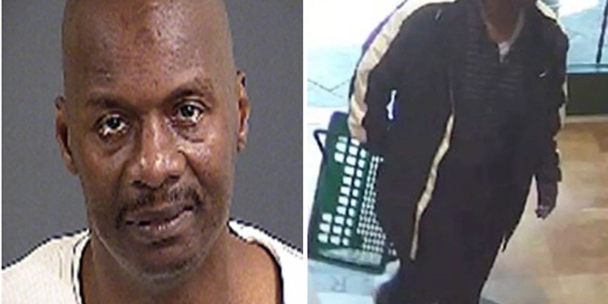 Police identify man wanted for stuffing clothes with meat, attacking employee