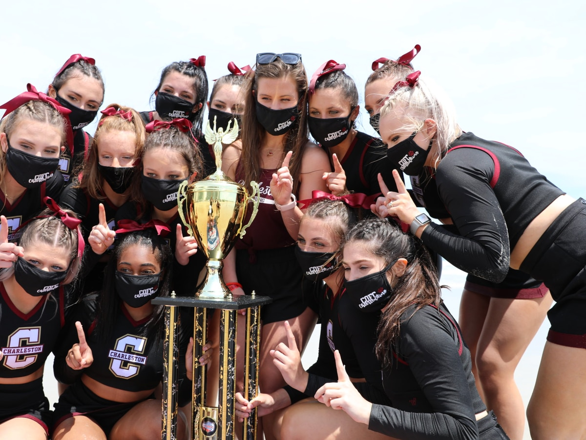 College of Charleston cheerleading team wins National Championship