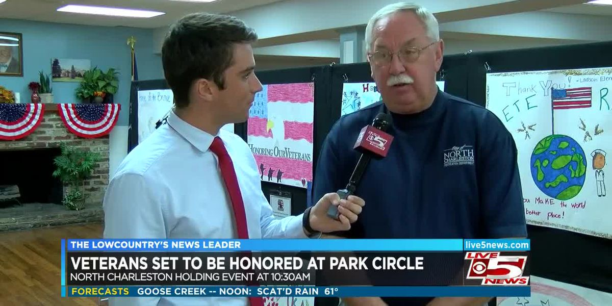 VIDEO: Veterans to be honored in Park Circle