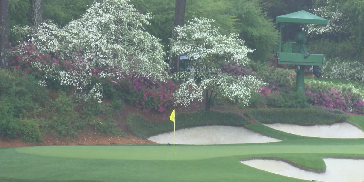 Augusta National is reportedly to close at week's end