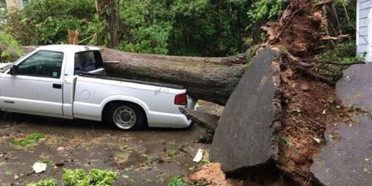 Tornado may have touched down in Midlands, meteorologists say