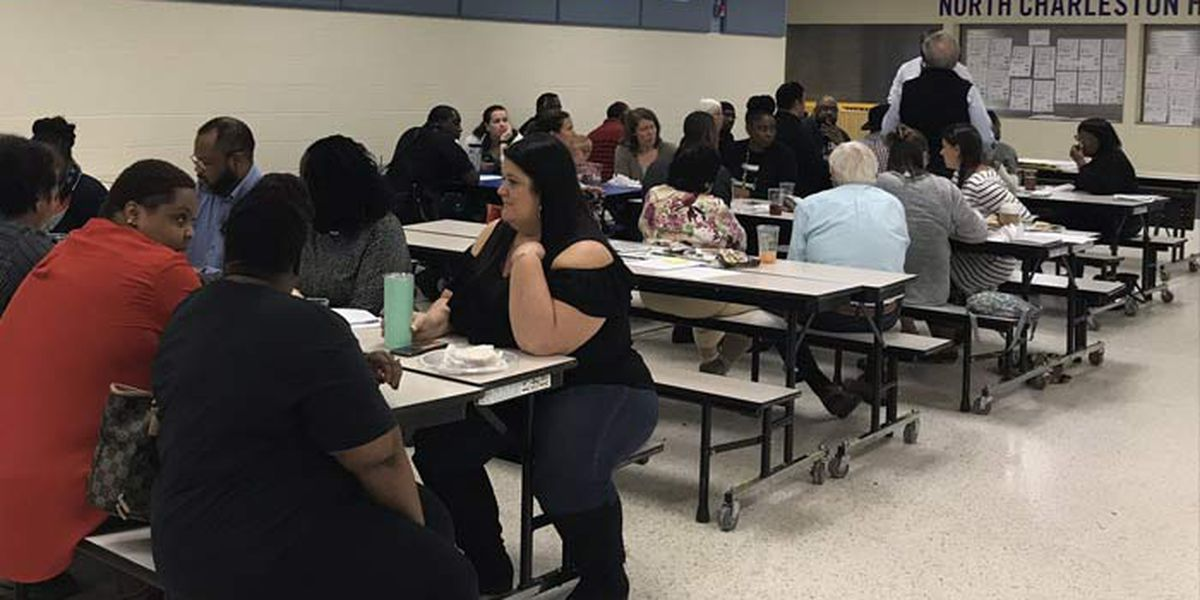 Parents, residents discuss wanted changes to N. Charleston public schools