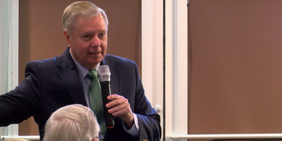 Congressman James Clyburn, Sen. Lindsey Graham react to Mueller report summary