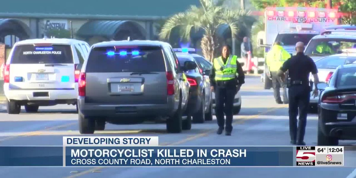 VIDEO: Cross Country Rd. reopens after fatal crash involving motorcyclist
