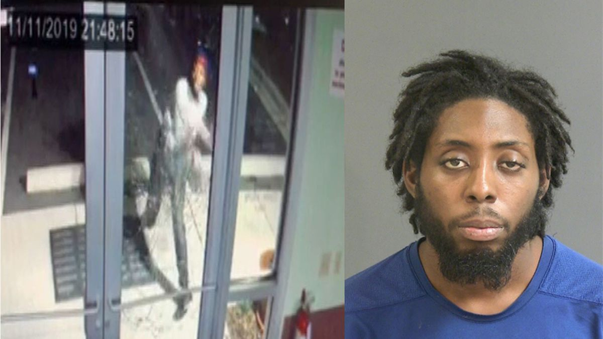 Man who threw bricks into Mt. Pleasant laundromat arrested, police say