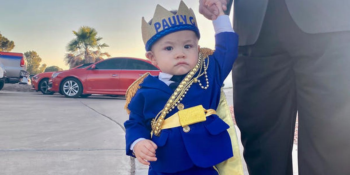 El Paso mass shooting survivor celebrates first birthday without his parents