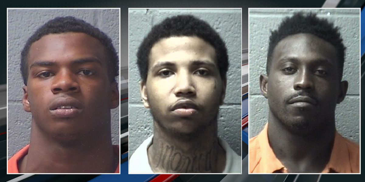 Sheriff: Murder suspects attempted to escape SC jail by digging through wall