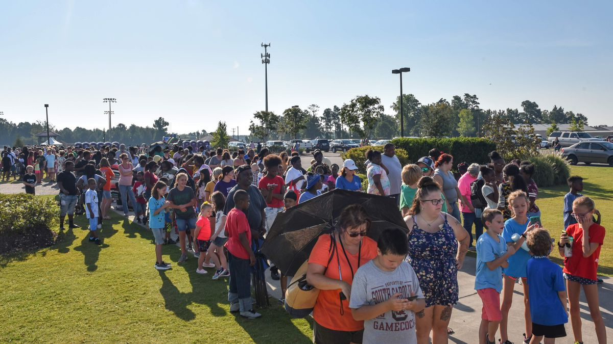 You Paid For It: Community funds Back-To-School Festival in Berkeley County