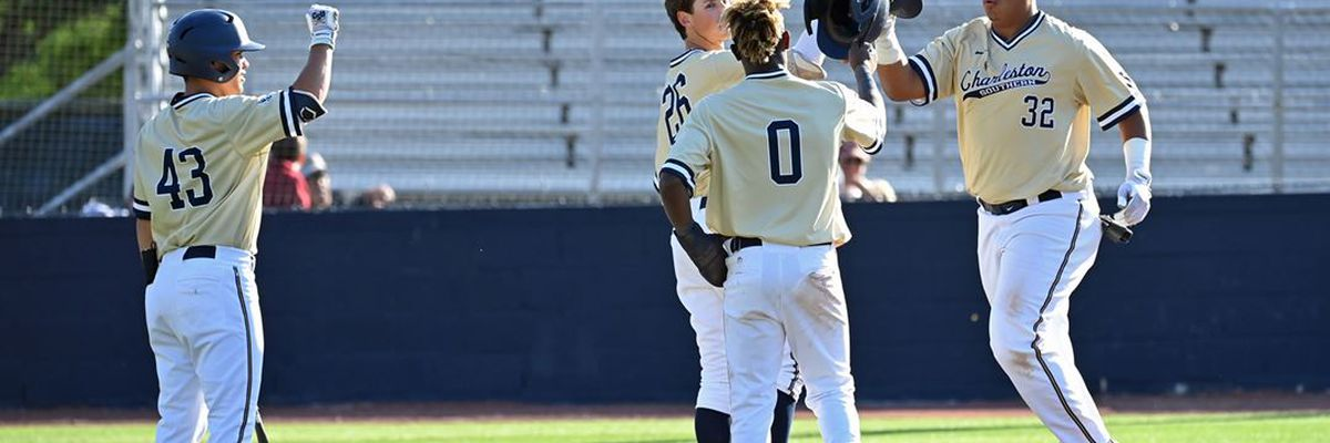 Bucs fall in both ends of Saturday's doubleheader against Winthrop