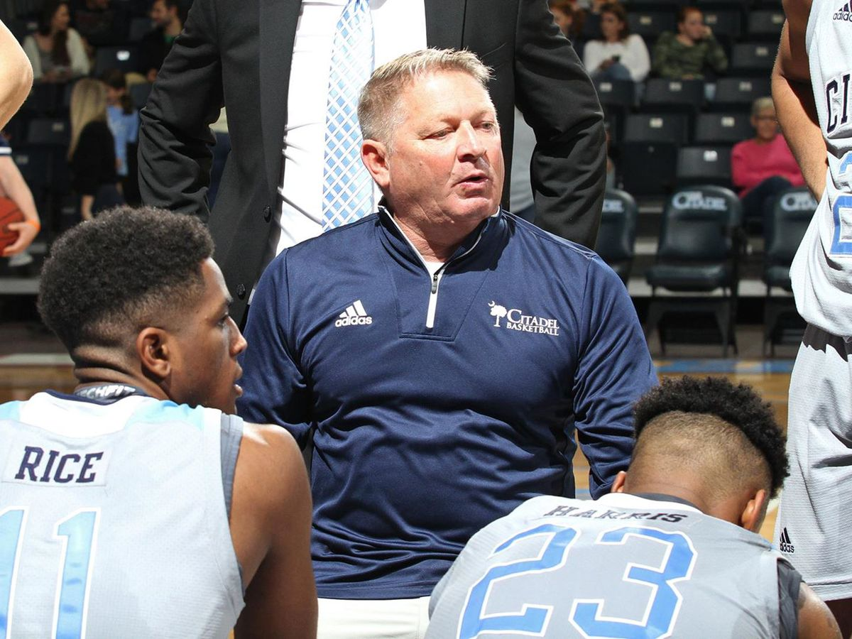 The Citadel Announces 2020-21 Men's Basketball SoCon Schedule