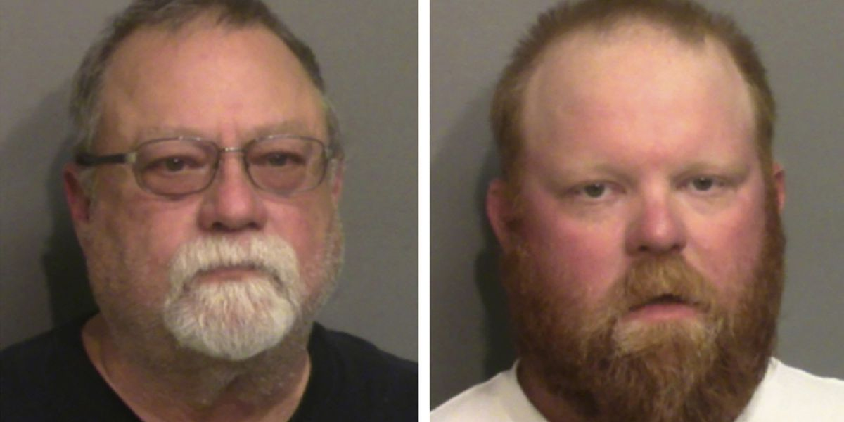 Bond denied for father, son charged in Arbery murder case
