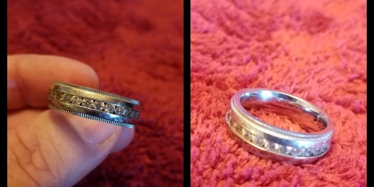 DO YOU RECOGNIZE THIS RING? Lexington woman looking for the owner of found wedding band