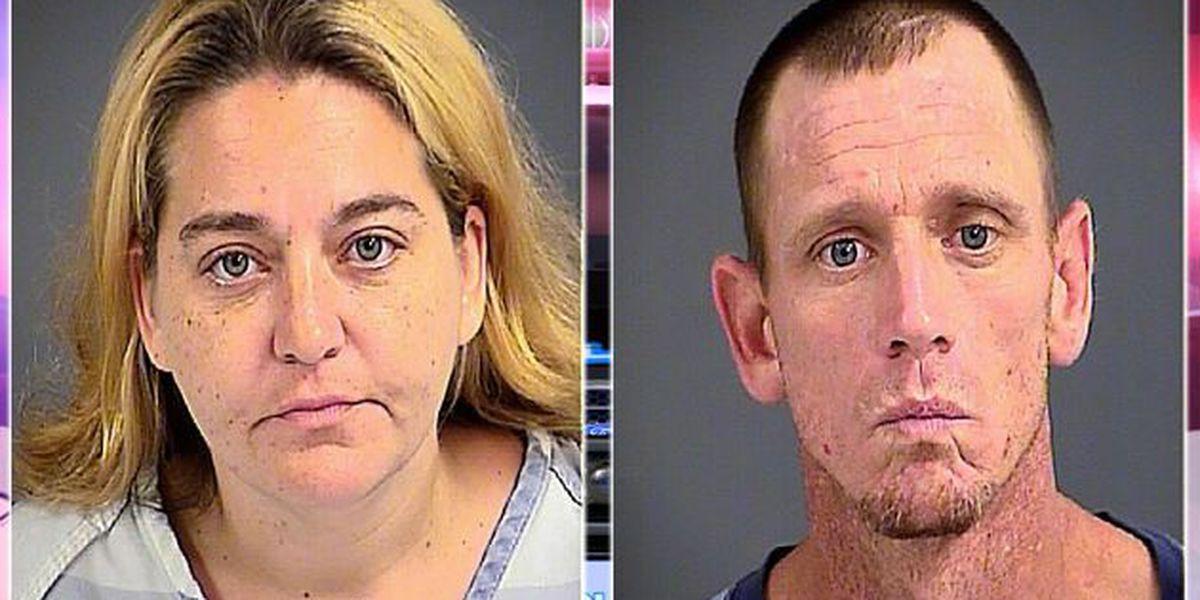 Police: Meth lab, counterfeit money found at N. Charleston home