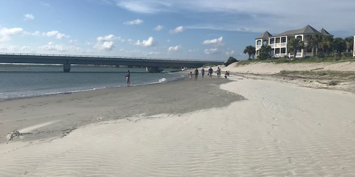 Isle of Palms officials consider camera at Breach Inlet to deter swimming
