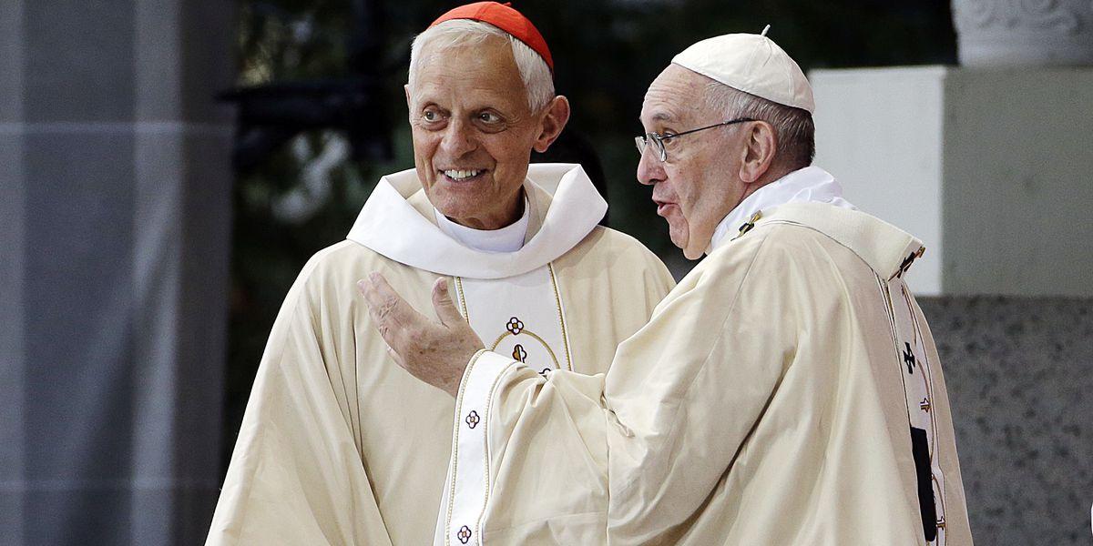 Pope accepts Washington cardinal's resignation amid scandal