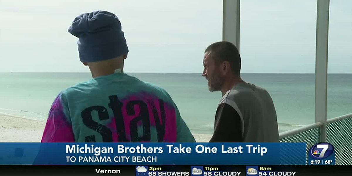 A trip to remember for a man battling lung cancer
