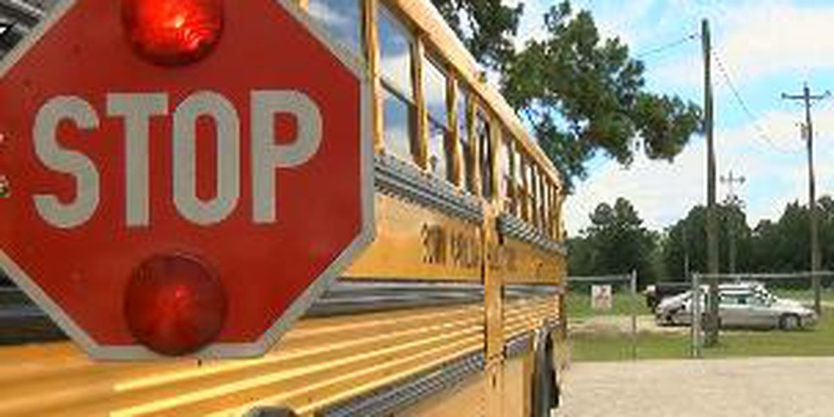 FIRST ALERT TRAFFIC: Accident involving school bus closes Hwy. 17 at Savage Rd.