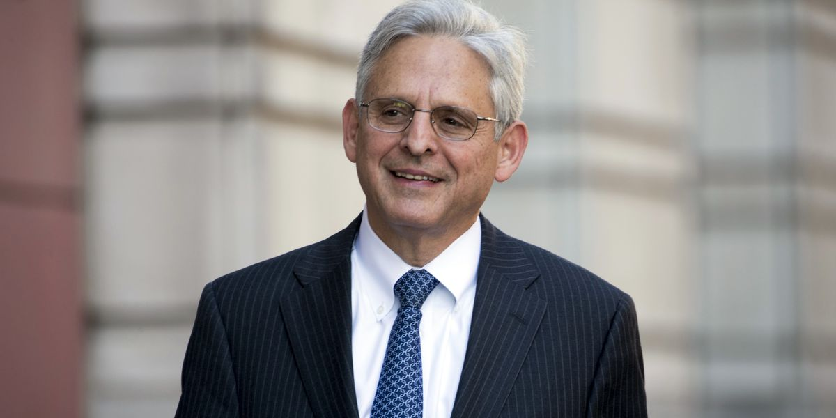 Senate panel votes to advance Garland's nomination to be AG