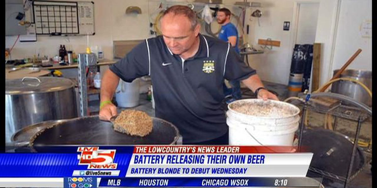 Battery Beer To Debut At Blackbaud Wednesday