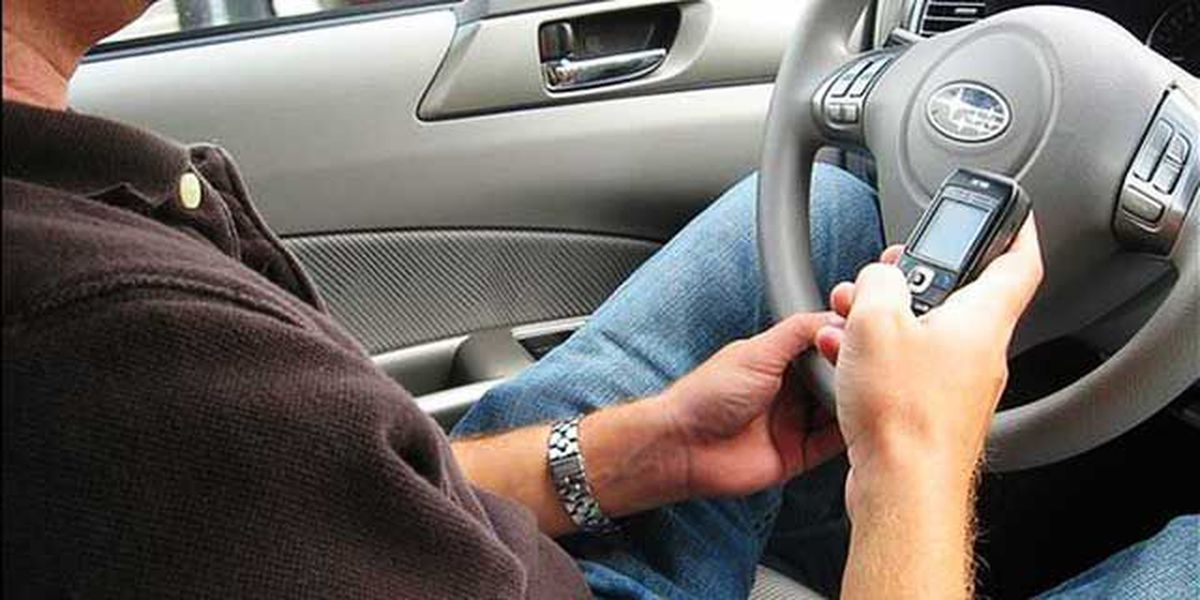 Texting while driving could be considered reckless under SC law