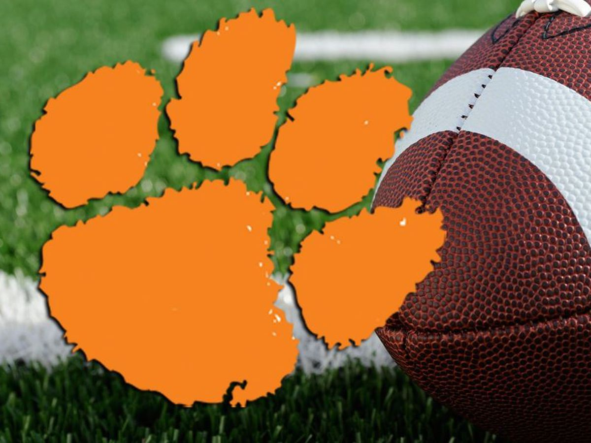 Clemson-Georgia Season Opener to Kickoff at 7:30pm
