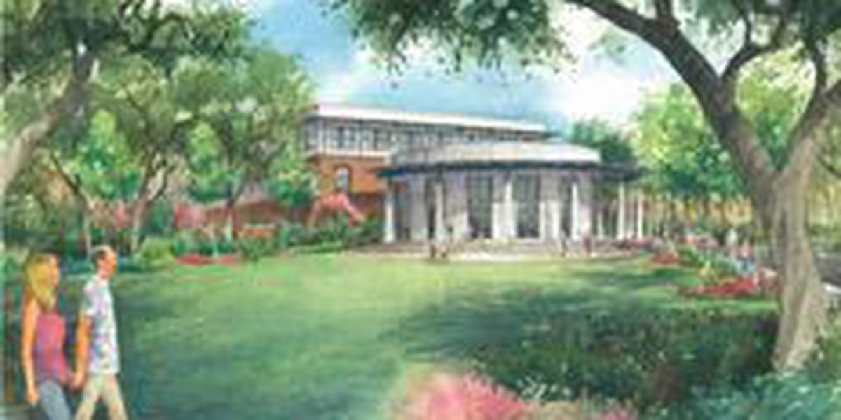 Designs for new Mount Pleasant town hall and park released to public