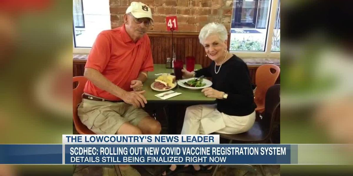 VIDEO: SC woman who lost husband to COVID pushes for streamlined vaccine rollout