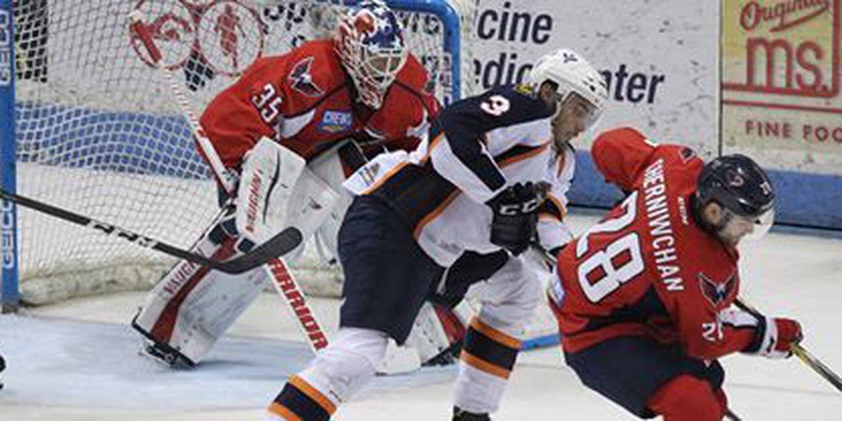 Stingrays Milner Named To All-ECHL First Team