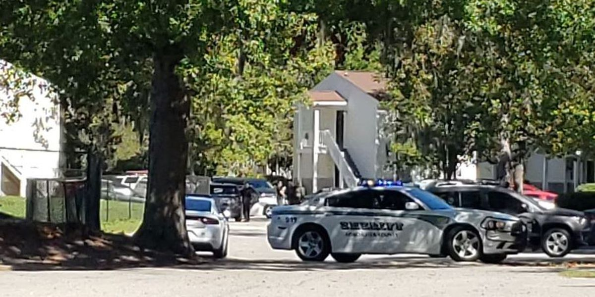 Man in custody following standoff at apartment at Dorchester Co. complex