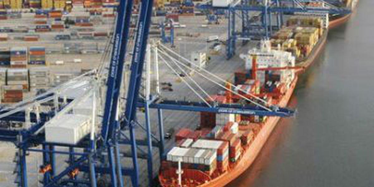SC Ports board meeting in Charleston
