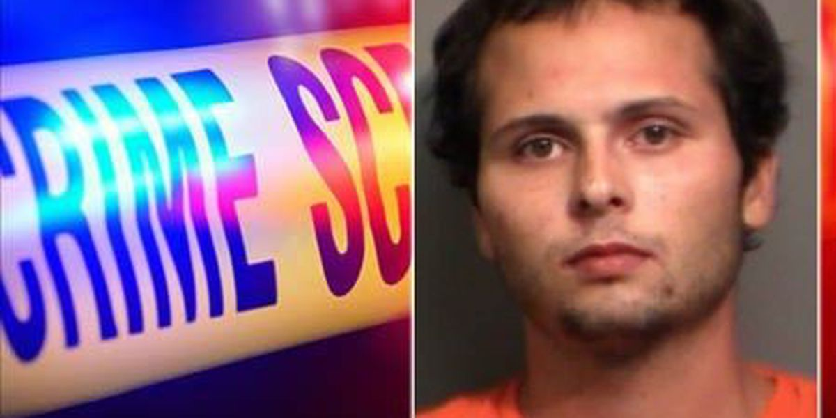 Sheriff: Pawleys Island burglary suspect caught with powder, pills
