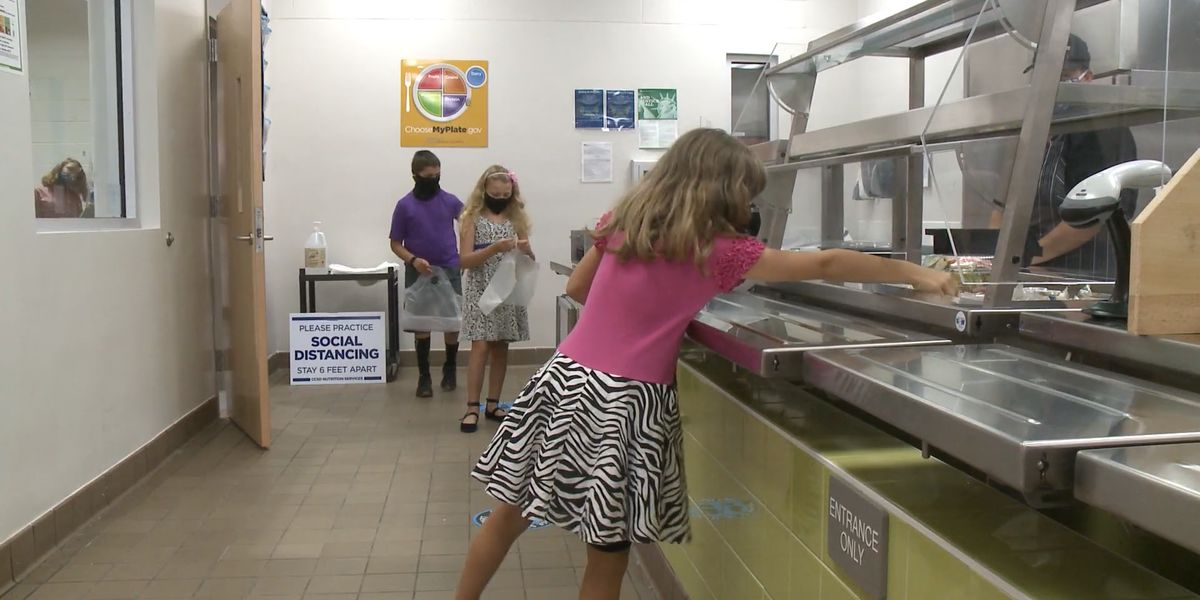 COVID-19 and the Cafeteria: School districts release fall safety plans