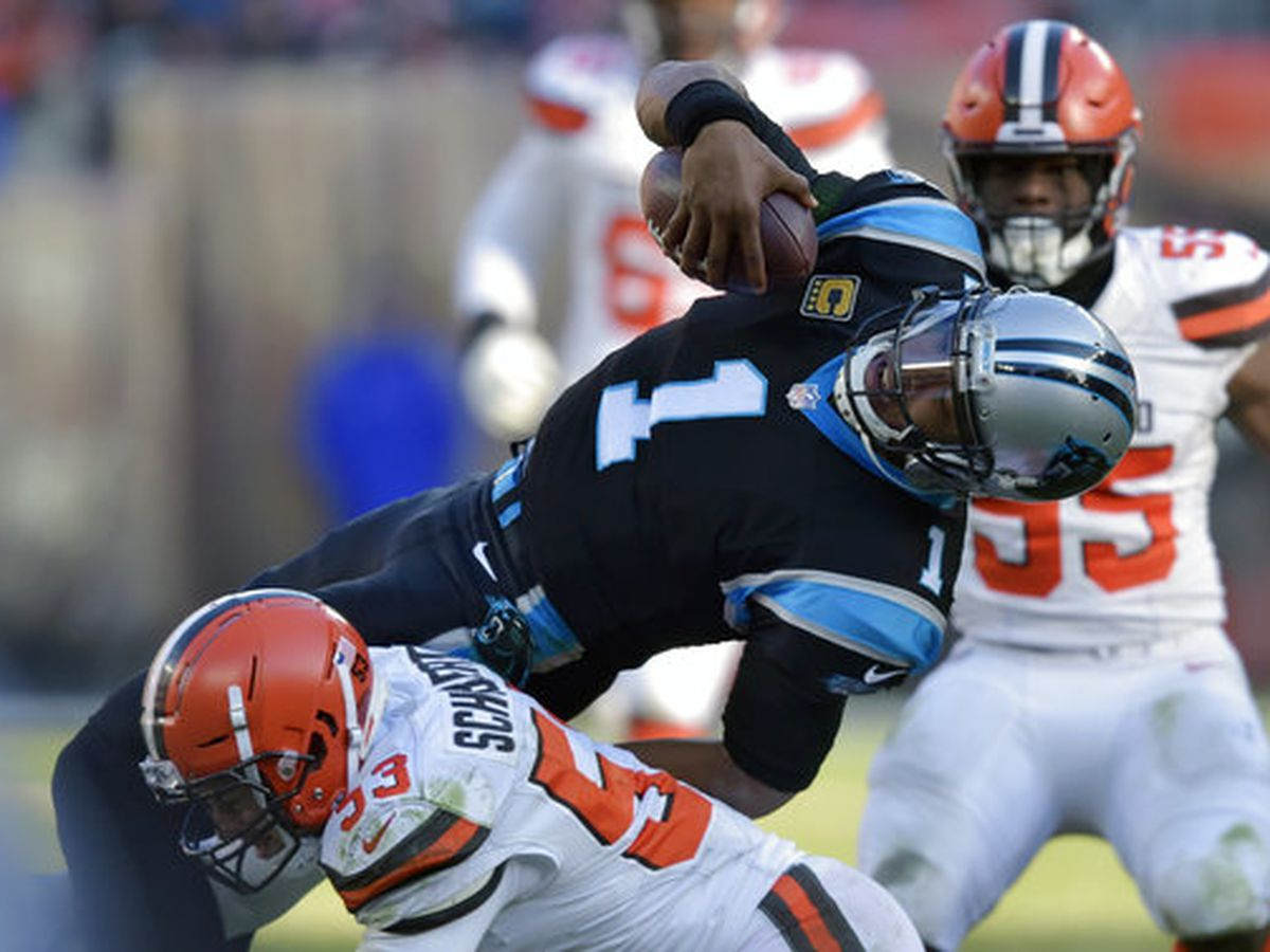 Carolina drops 26-20 contest to Cleveland