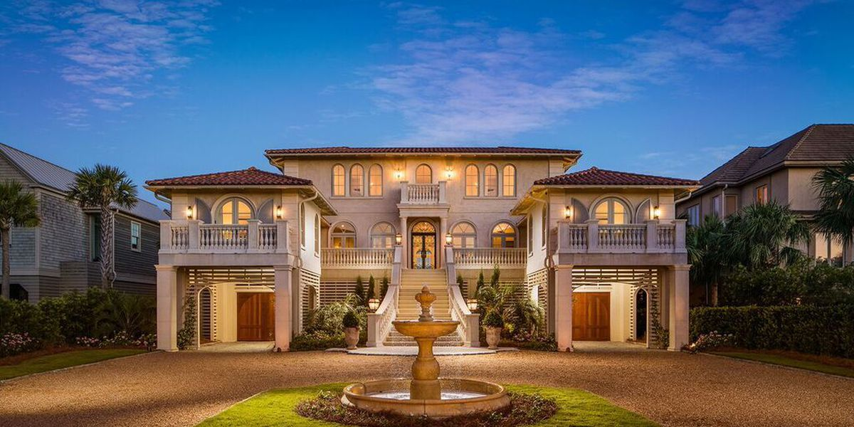 Isle of Palms home sells for $6.4 million, breaking record