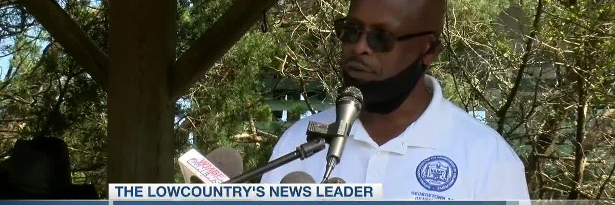 VIDEO: Group holding protest in Pawleys Island, wants mayor to resign