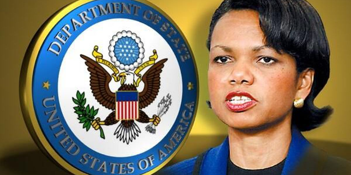 Secretary of State Rice to campaign for Graham