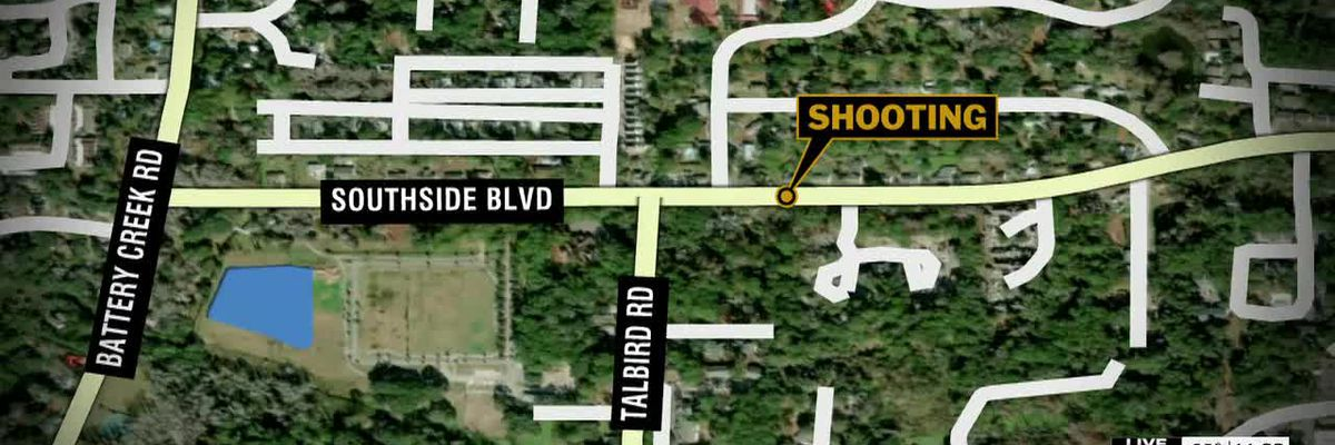 VIDEO: Officers investigating after man found shot in Beaufort
