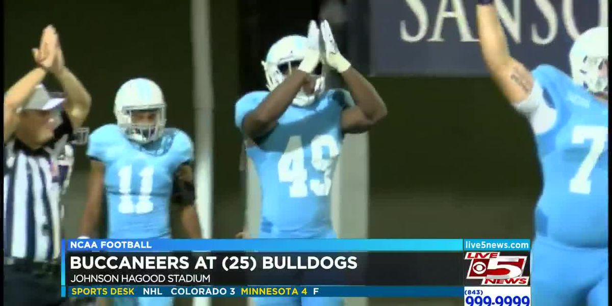 VIDEO: The Citadel beats CSU 22-13