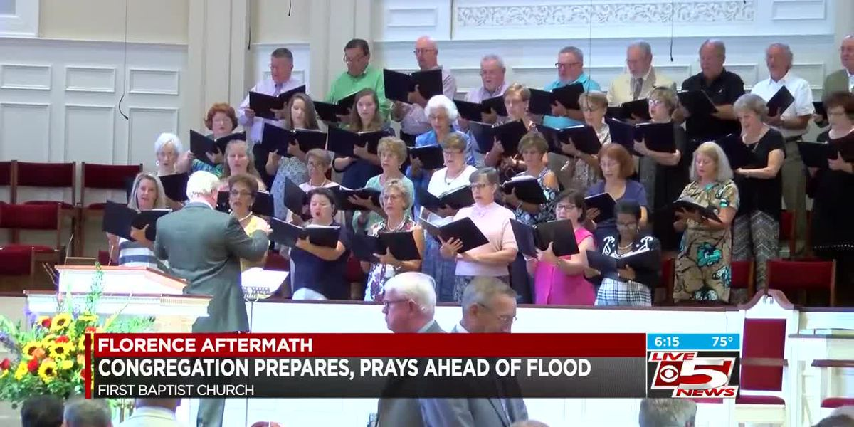 VIDEO: Georgetown county preacher talks about storms ahead of flooding