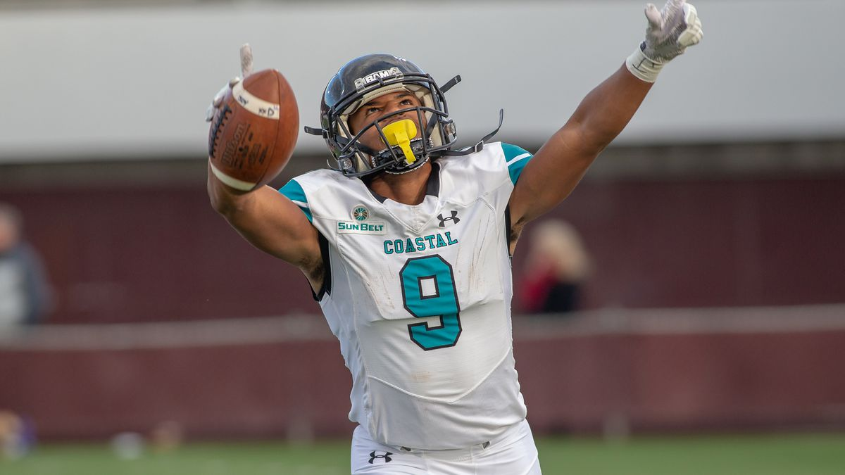 Chants Overcome Sluggish First Half in 24-13 Win at UMass