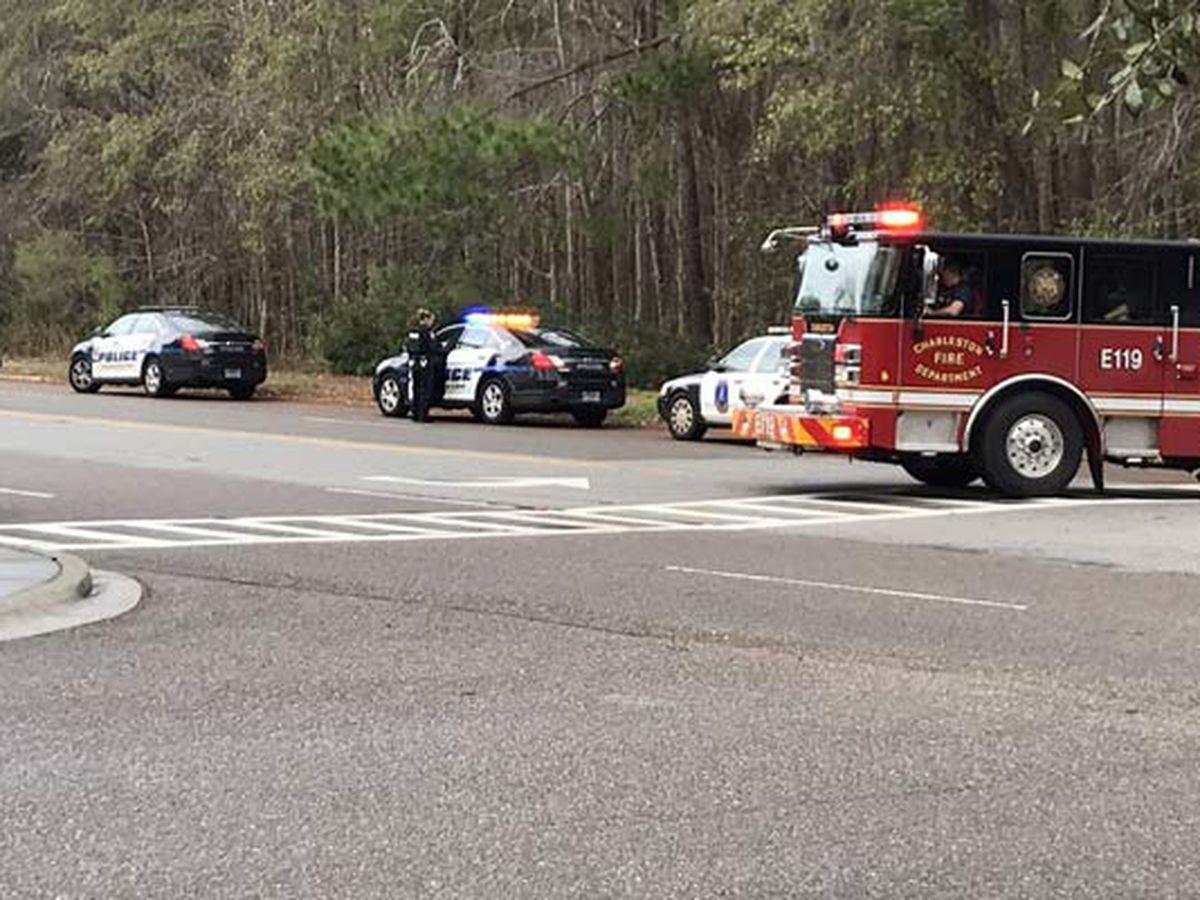 Report of shots fired near high school a 'false alarm,' school officials say