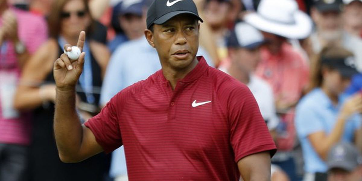 President Trump to award Tiger Woods with Presidential Medal of Freedom