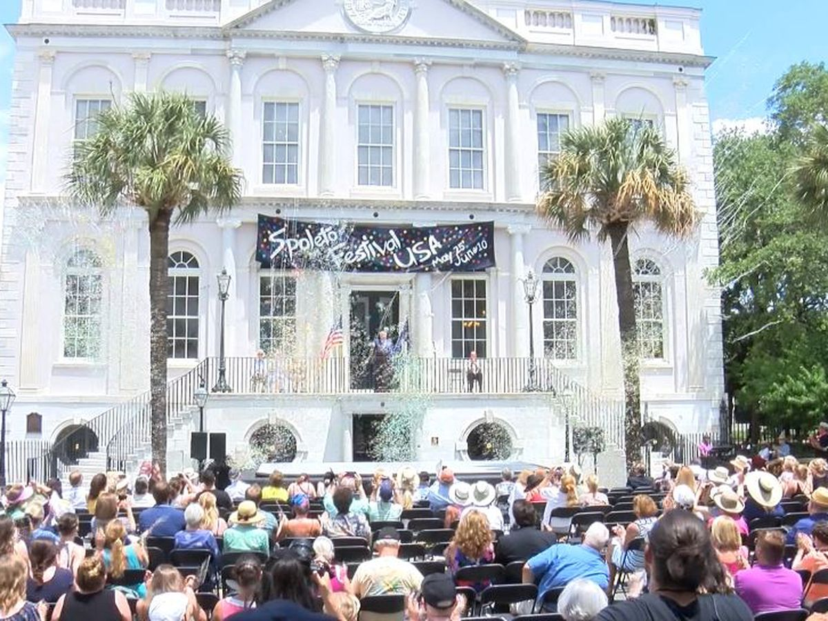 Spoleto Festival kicks off 43rd season in Charleston