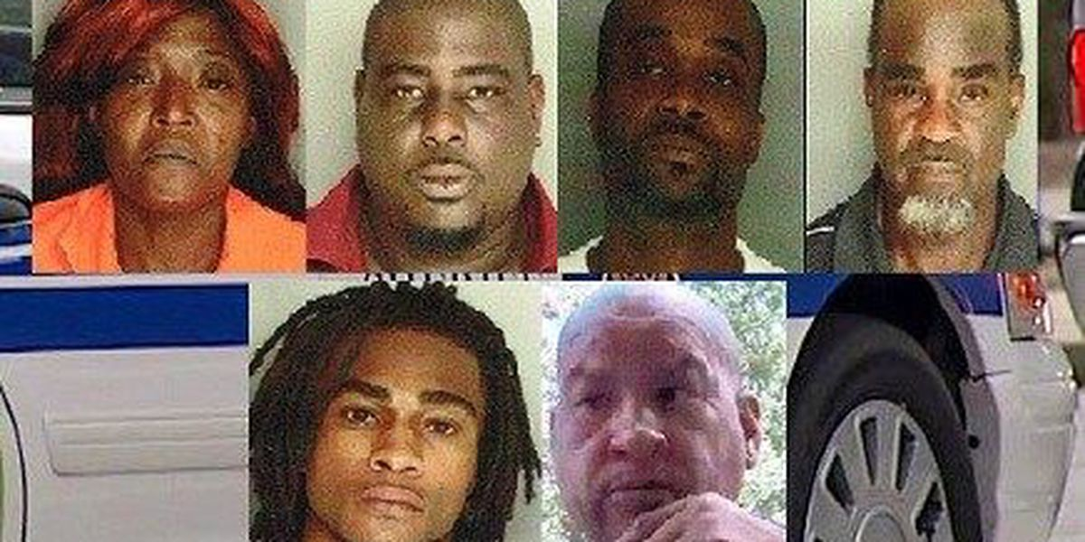 Arrests made following drug bust at 2 homes in Goose Creek