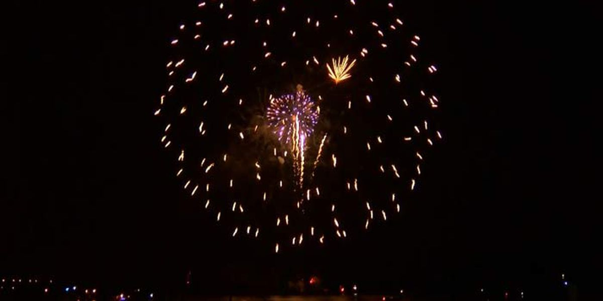 Patriots Point cancels Fourth of July fireworks