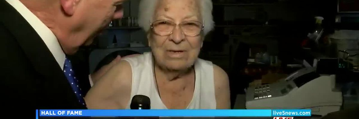 VIDEO: Hall of Fame: Colleton Co. woman still works 6 days a week at 101