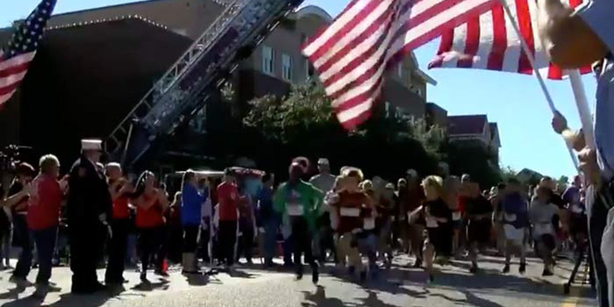 9/11 Heroes Run set for Sunday afternoon
