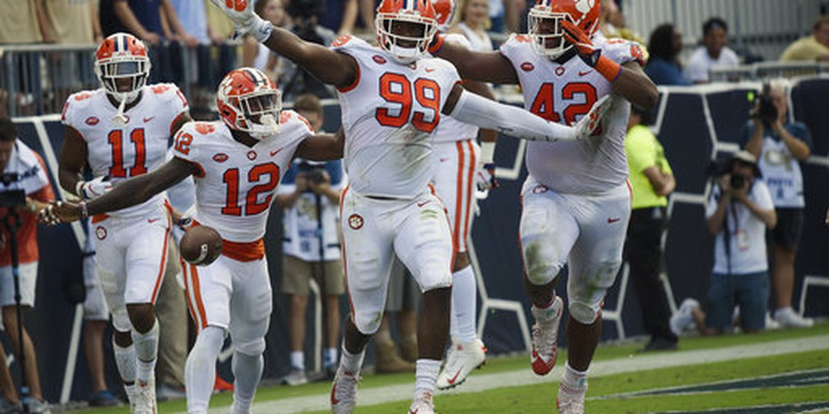 Clemson, Louisville start time announced