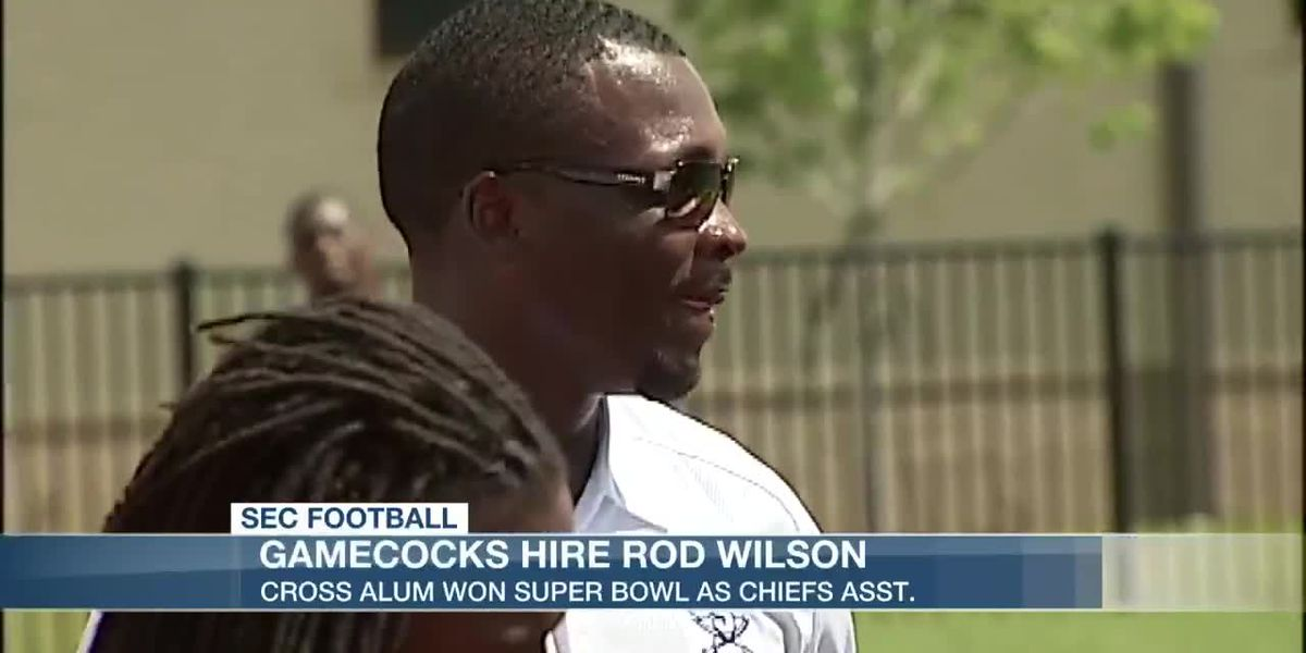 VIDEO: Rod Wilson becomes USC LB's coach